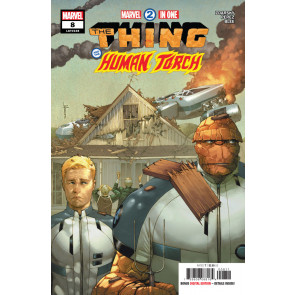 Marvel 2-In-One (2018) #8 VF/NM (9.0) Thing and the Human Torch