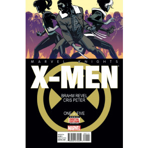 MARVEL KNIGHTS: X-MEN (2013) #1 OF 5 VF+ - VF/NM