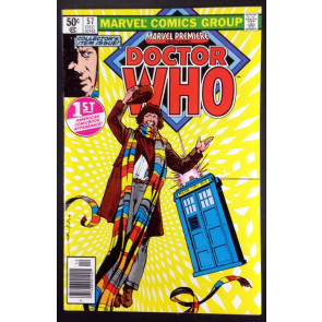 Marvel Premiere (1972) 57 VF+ (8.5) featuring Doctor Who part 1 of 4