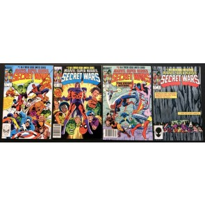 Marvel Super Heroes Secret Wars (1984) #1 2 3 4 5 6 7 8 9 10 11 12 NM (9.4) set