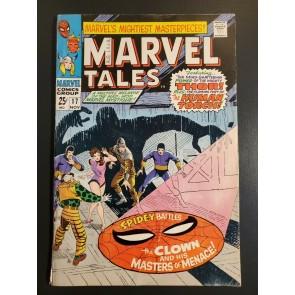 Marvel Tales 17 (1968) VG 4.0  