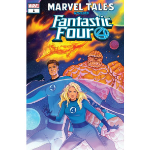 Marvel Tales: Fantastic Four (2019) #1 VF/NM-NM Jen Bartel Cover