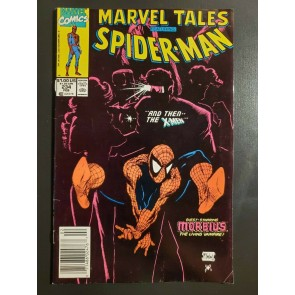 Marvel Tales #234 F+ r. Marvel Team Up #4 McFarlane X-Men and Morbius cover UPC 
