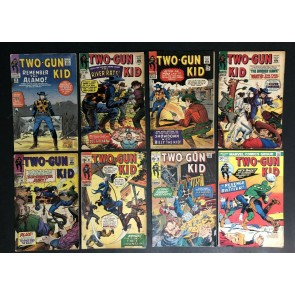 Marvel Western Silver Bronze Reader lot of 20 Rawhide Two-Gun Kid Colt Outlaw