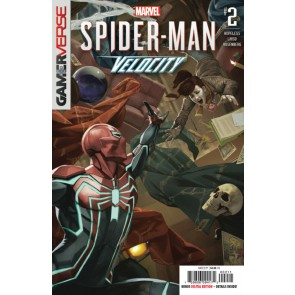 Marvel's Spider-Man: Velocity (2019) #2 VF/NM Skan Regular Cover