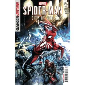 Marvel's Spider-Man: City At War (2019) #3 VF/NM Clayton Crain Cover