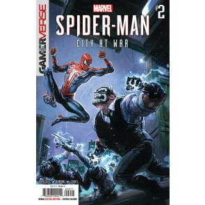 Marvel's Spider-Man: City At War (2019) #2 VF/NM Clayton Crain Cover