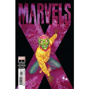 Marvels X (2020) #1 of 6 VF/NM Alex Ross Cover
