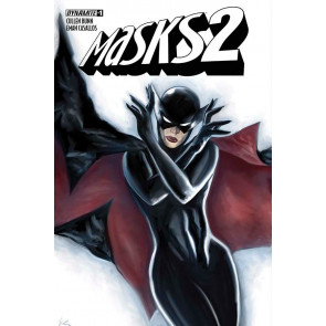 MASKS 2 (2015) #1 FN/VF - VF-  WORLEY COVER DYNAMITE
