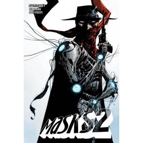 Masks 2 (2015) #7 VF/NM Jae Lee Cover Dynamite