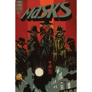MASKS (2012) #1 NM FRANCAVILLA COVER