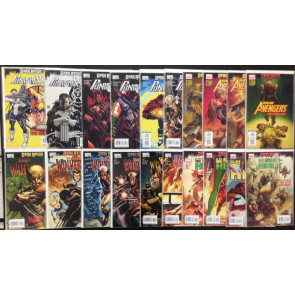 Massive Marvel Dark Reign set lot of 159 comics Avenger Spider-Man Iron man