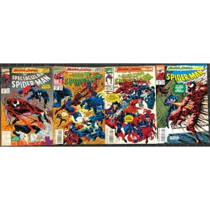 Maximum Carnage (1993) pts 1-13 near complete missing Spider-Man Unlimited #2