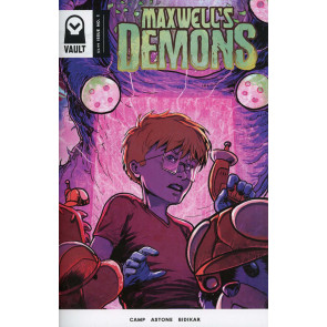 Maxwell's Demons (2017) #1 VF/NM Vault Comics