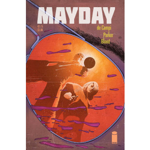 Mayday (2016) #2 VF/NM Image Comics