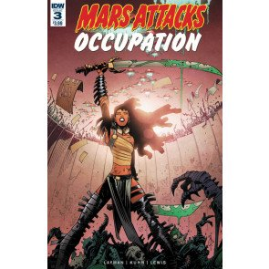 Mars Attacks: Occupation (2016) #3 VF/NM IDW