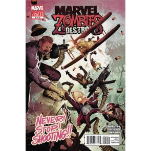 MARVEL ZOMBIES DESTROY (2012) #2 OF 5 VF/NM