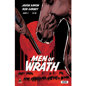 MEN OF WRATH (2014) #'s 1, 2, 3, 4, 5 VF/NM SET JASON AARON RON GARNEY ICON