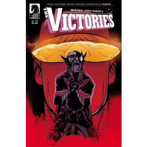 MICHAEL AVON OEMING'S THE VICTORIES #14 VF/NM DARK HORSE COMICS