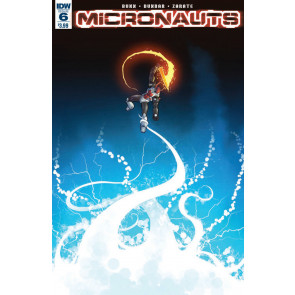 Micronauts (2016) #6 VF/NM 1st Printing IDW