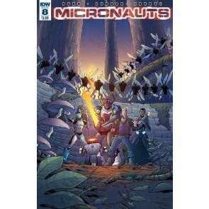Micronauts (2016) #8 VF/NM IDW