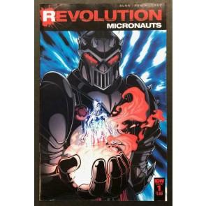 Micronauts: Revolution (2016) #1 FN/VF Chris Panda IDW