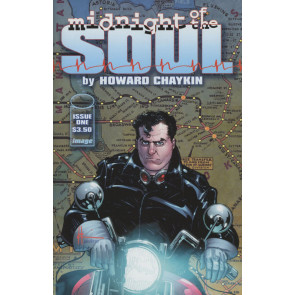 Midnight of the Soul (2016) #1 VF/NM Howard Chaykin Image Comics