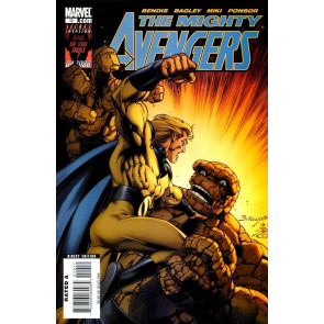 MIGHTY AVENGERS #10 VF