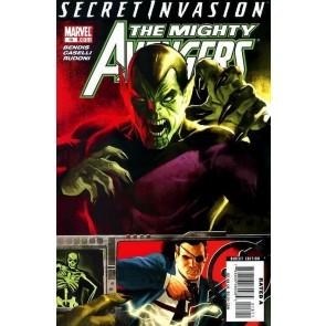 MIGHTY AVENGERS #18 NM SECRET INVASION
