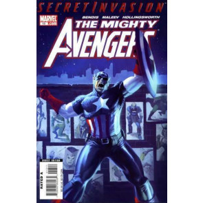 MIGHTY AVENGERS (2007) #13 VF/NM 1ST APPEARANCE SECRET WARRIORS AGENTS OF SHIELD