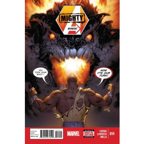 MIGHTY AVENGERS (2013) #14 VF/NM MARVEL NOW!