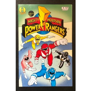 Mighty Morphin Power Rangers (1994/1995) #1 2 3 1st app Power Rangers lot of 7