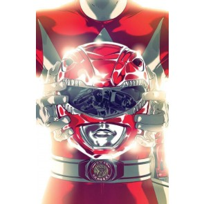 Mighty Morphin Power Rangers (2016) #41 VF/NM-NM Foil Cover
