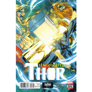 Mighty Thor (2015) #23 VF/NM
