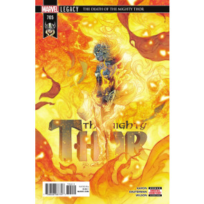 Mighty Thor (2015) #705 VF/NM Regular + Jee-Hyung + Esad Ribic + Artgerm Covers