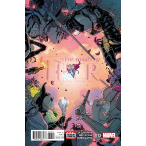 Mighty Thor (2016) #13 VF/NM (9.0) Jane Foster Jason Aaron story