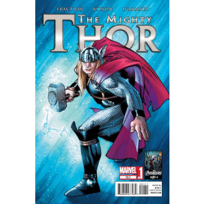 MIGHTY THOR #'s 12.1, 13, 14, 15, 16, 17 COMPLETE 6 ISSUE SET MATT FRACTION