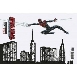 Miles Morales: Spider-Man (2018) #25 VF/NM Mark Bagley Skyline Variant Cover