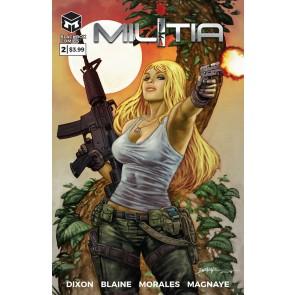 Militia (2019) #2 VF/NM Chuck Dixon Blackbox Comics