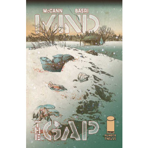 MIND THE GAP #12 VF/NM COVER B IMAGE COMICS