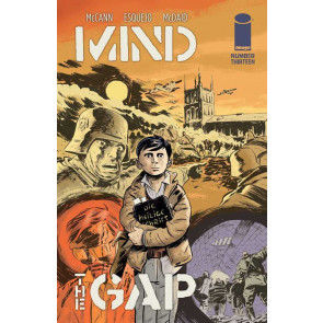 MIND THE GAP #13 VF/NM COVER B IMAGE COMICS