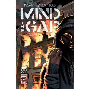 MIND THE GAP #2 VF/NM IMAGE COMICS
