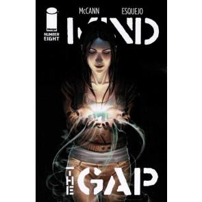 MIND THE GAP #8 VF/NM COVER B IMAGE COMICS