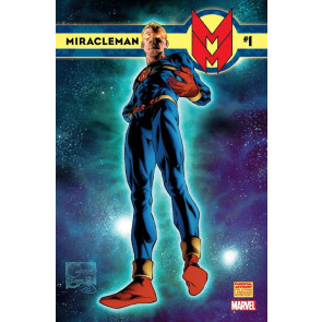 MIRACLEMAN (2014) #1 VF/NM JOE QUESADA COVER MARVEL
