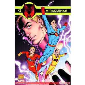 MIRACLEMAN (2014) #2 VF/NM MARVEL