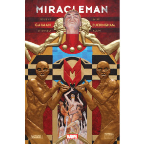 MIRACLEMAN (2015) #1 VF/NM NEIL GAIMAN MARK BUCKINGHAM