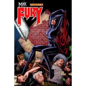 MISS FURY (2013) #3 VF/NM COVER C TAN DYNAMITE