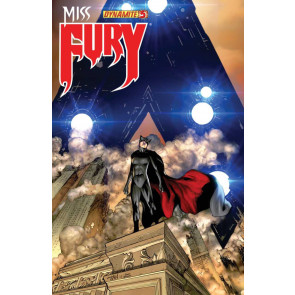 MISS FURY (2013) #5 VF/NM COVER A BILLY TAN DYNAMITE