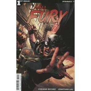 Miss Fury (2016) #1 VF- Jonathan Ang Lau Cover B Dynamite