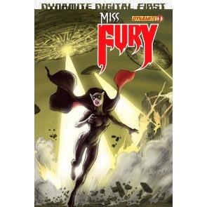 MISS FURY DIGITAL FIRST (2013) #1 NM DYNAMITE